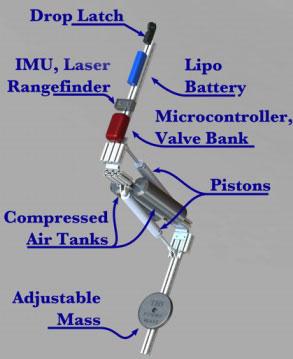 ربات آکروباتیک