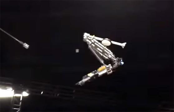 Acrobatic Robot