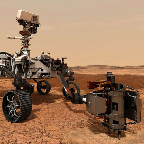 مریخ-نورد-ناسا