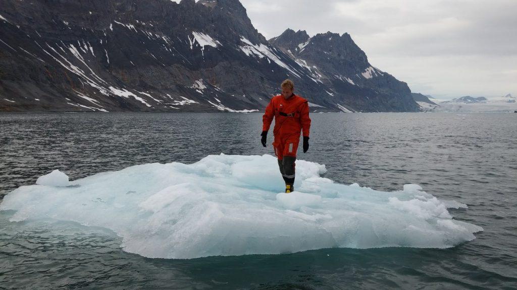 رباتها در قطب شمال