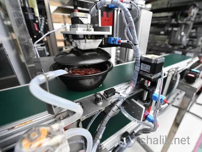 ربات ضد عفونی کننده