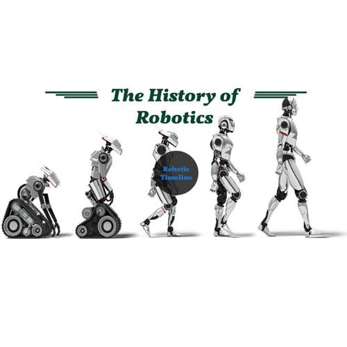 تاریخچه-رباتیک