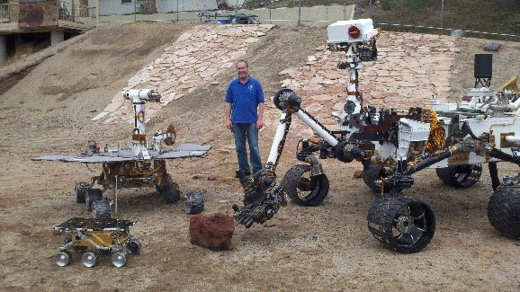 ربات ناسا