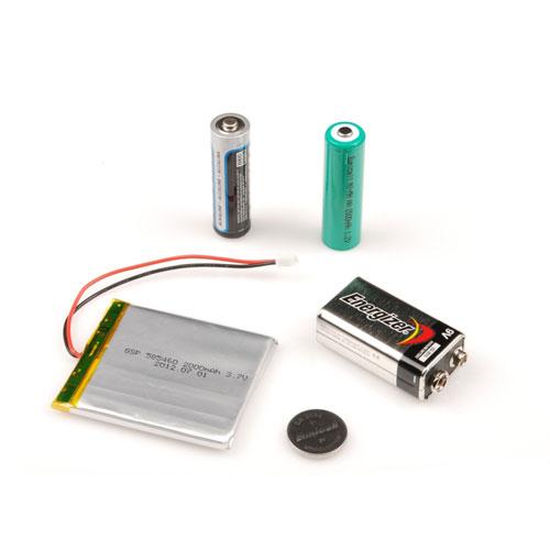 انواع-باتری-ربات