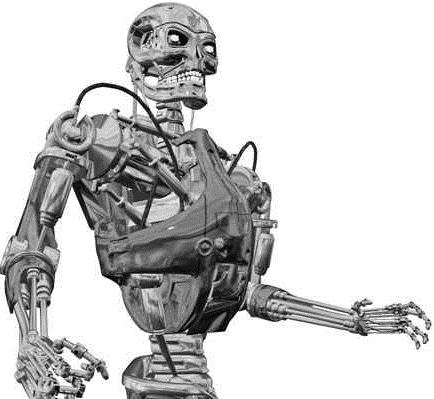 آناتومی ربات