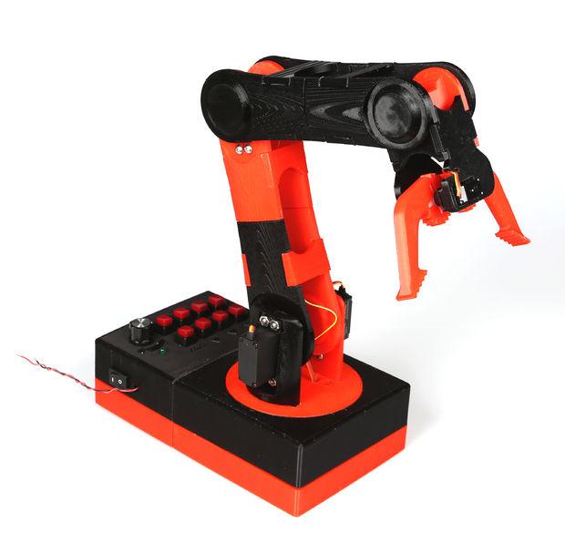 آموزش رباتیک درس سوم