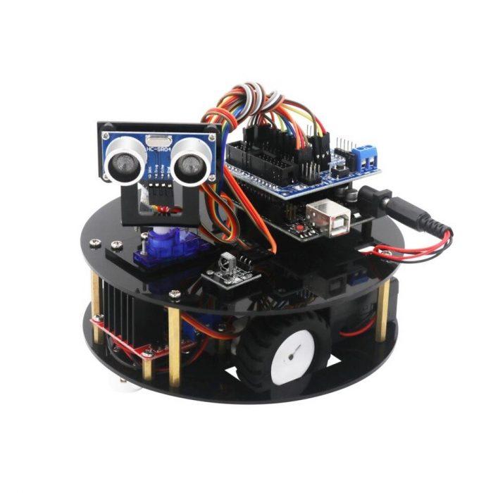 آموزش رباتیک درس چهارم