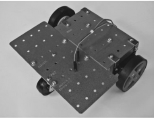 آموزش رباتیک درس بیست و سوم – ساخت یک ربات با استفاده از ورق فلزی