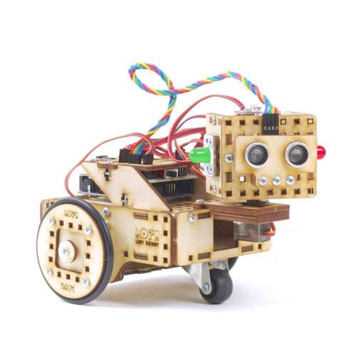 آموزش-ساختن-ربات-با-چوب