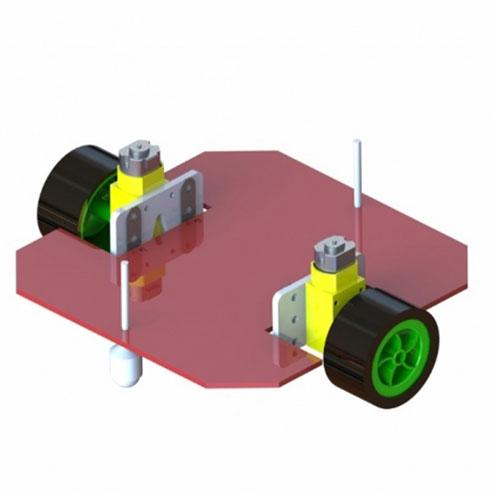 ساخت-شاسی-ربات-با-استفاده-از-پلاستیک