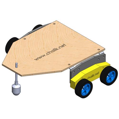 ساخت-یک-ربات-با-استفاده-از-چوب