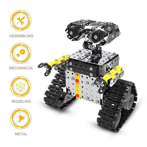 ساخت-ربات-با-فلز