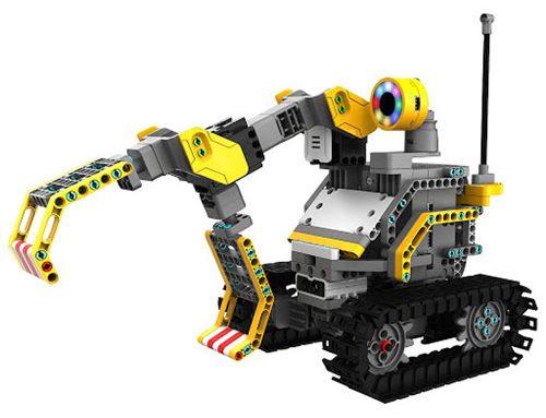 آشنایی با ابزار و تکنیکها مونتاژ ربات ( بخش دوم )