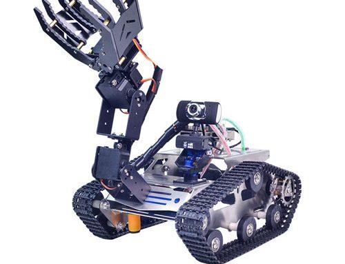 آشنایی با ابزار و تکنیکها مونتاژ ربات ( بخش سوم )