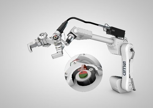 Joint robotic arm
