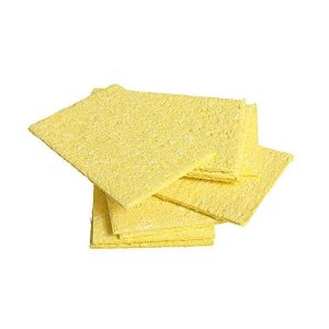 Soldering-sponge