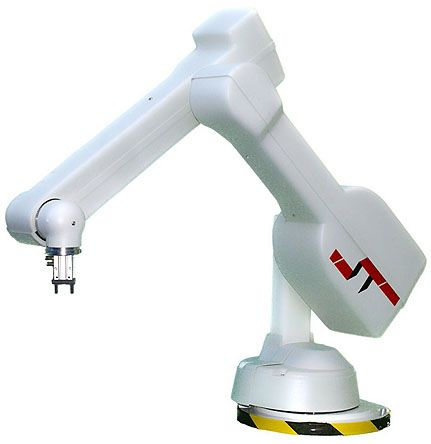 Spherical or polar robotic arm