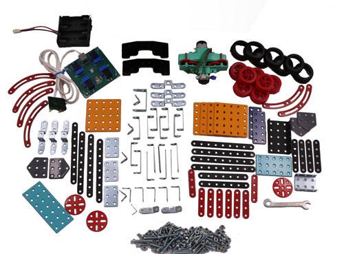 قطعات فلزی رباتیک