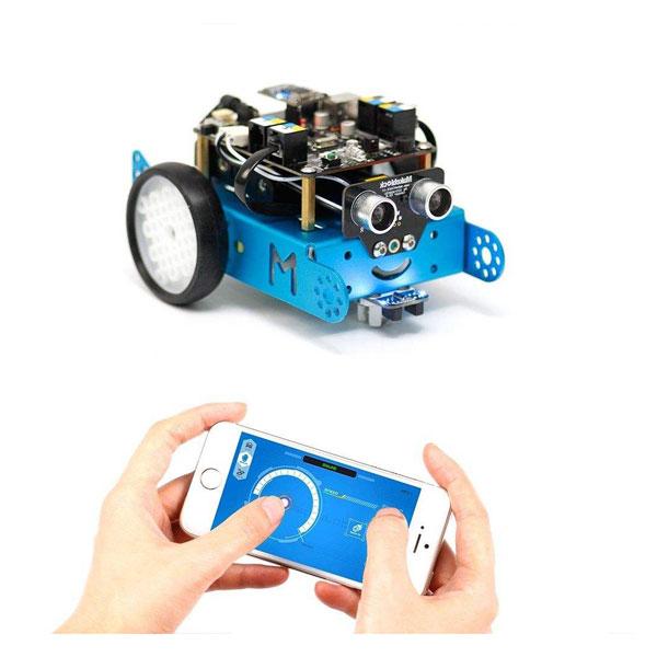 Make-Block-Robot--mbot-model-2