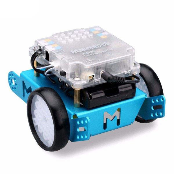 Make-Block-Robot--mbot-model-4