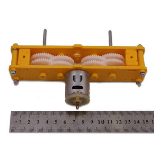 Plastic-gearbox-model-B1