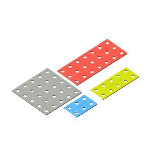 Robotic-metal-plates