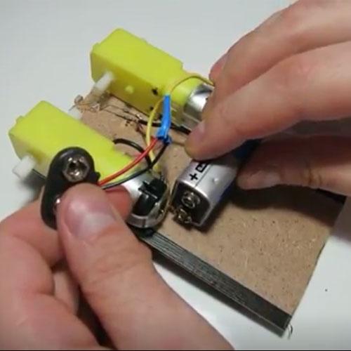Build-a-light-tracking-robot