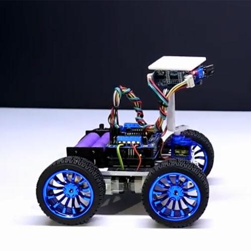 Human-Following-Robot