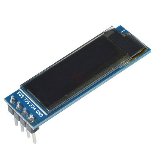 ماژول نمایشگر OLED سایز 0.91 اینچ