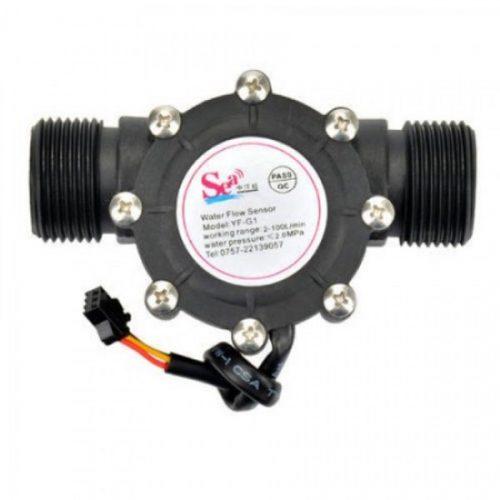سنسور جریان آب یک اینچی YF-G1DN25