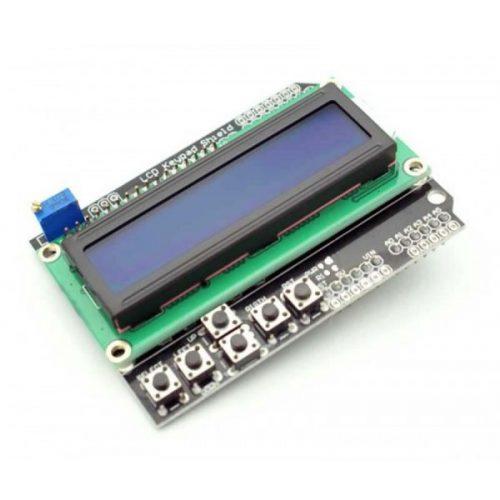 16x2-LCD-Keypad-Shield- for-Arduino