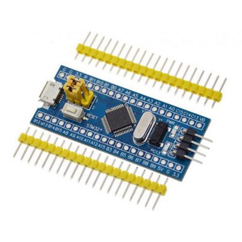 مینی بورد توسعه وهدر بورد STM32F103C8T6