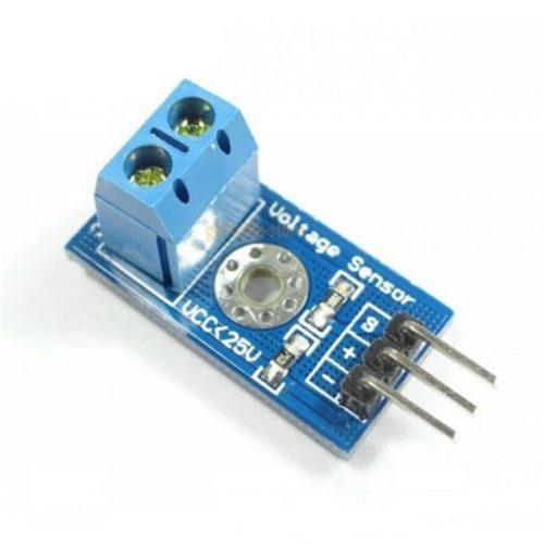 سنسور ولتاژ 25 ولت برای آردوینو