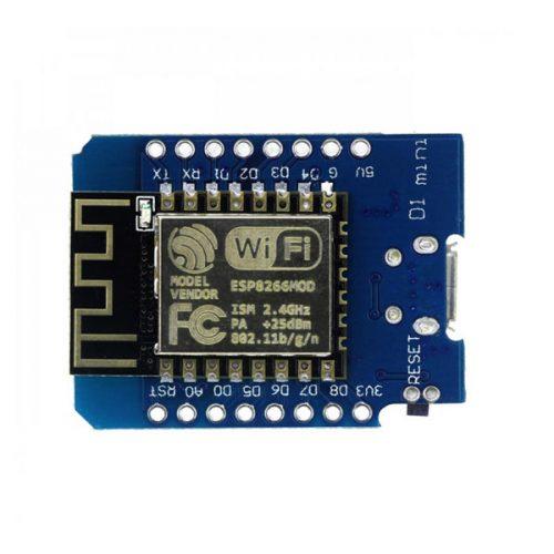 برد توسعه Wemos D1 Mini