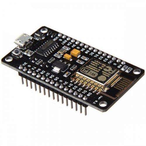 برد توسعه NodeMcu به همراه ماژول وایفای ESP8266