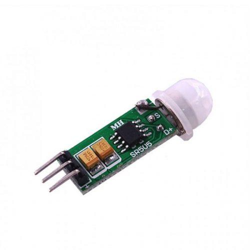 ماژول سنسور تشخیص حرکت مادون قرمز HC-SR505