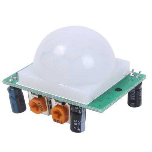ماژول سنسور تشخیص حرکت pir HC-sr501