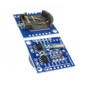 ماژول ساعت DS1307 دارای رابط I2C