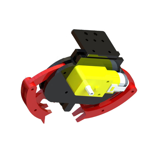 گریپر پلکسی رباتیک ۲