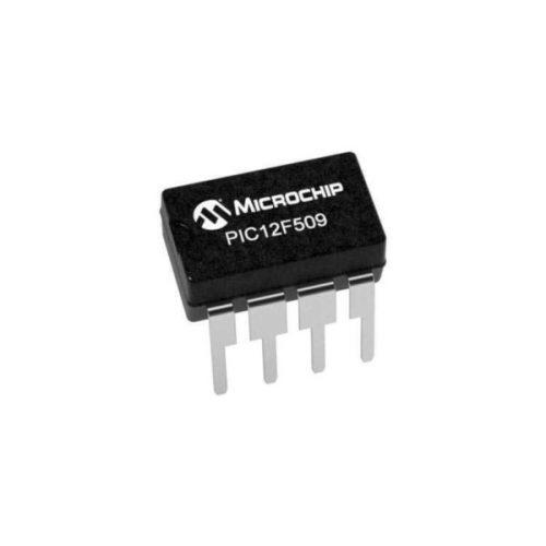 میکروکنترلر PIC12F509