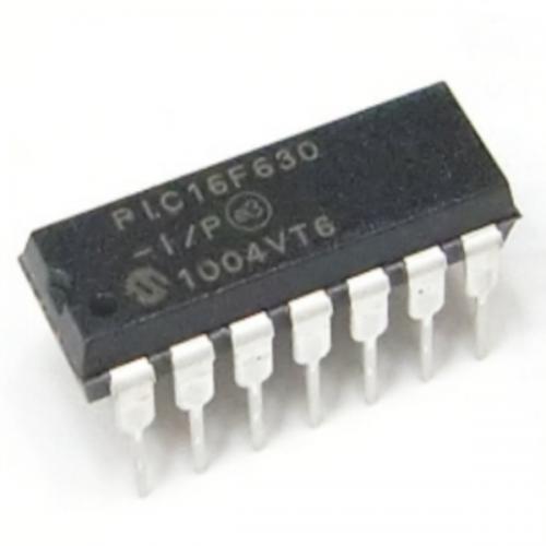 میکروکنترلر PIC16F630
