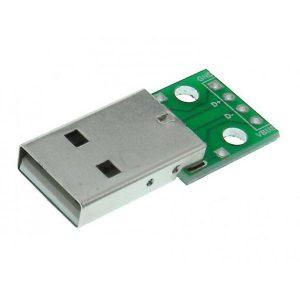 بورد برک اوت USB Type-A