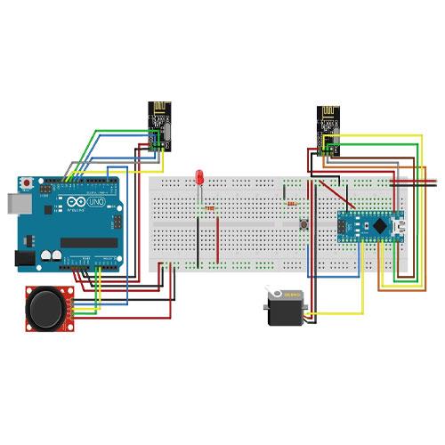 راه-اندازی-چندین-ماژول-NRF24l01-با-آردوینو